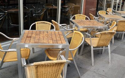 Waived Fees for all Patio and Café Permits
